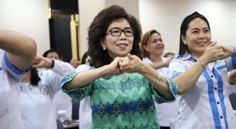 JPAR: Kaum Perempuan Berperan Penting Dalam Pembangunan Bangsa dan Negara