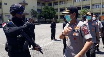 Selain Basmi Kejahatan, Kapolda Lumowa Minta Timsus Maleo Bantu Sosialisasi Pencegahan Covid-19