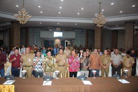 Kemendag Gelar Diseminasi Kebijakan Bidang Bina Usaha dan Pelaku Distribusi di Sulut
