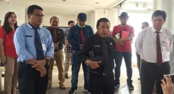 Cegah Corona, Bupati JS Minta Dinkes Provinsi Proaktif Pengadaan APD