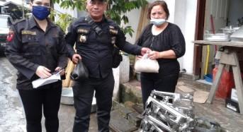 KBPP Polri Sulut Salurkan Bantuan di 15 Kabupaten/Kota di Sulut