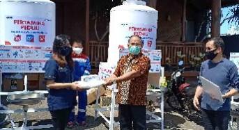 Peduli Pandemi Covid-19, AMPI Tomohon Sumbang APD