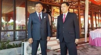 OD – SK dan Pejabat Pemprov Sulut Sumbang Dana Pribadi Untuk Bantu Warga Terdampak Corona