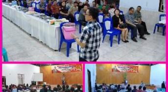 Sosialisasi Empat Pilar MPR-RI, Liow Ajak Refleksikan Nilai-Nilai Pancasila