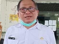 Sekretaris Kota Tomohon Ir Harold V Lolowang MSc MTh