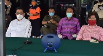 Pemkot Manado Rakor Bersama Mensos, Bahas Bansos dari Pemerintah Pusat