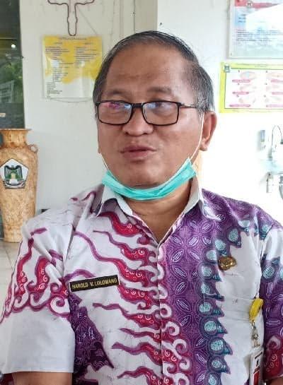 Ir Harold V Lolowang MSc MTh