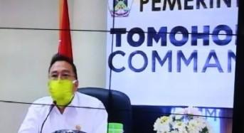 Wali Kota Tomohon Jamin Akuntabilitas Pelaksanaan Anggaran Penanganan Covid-19