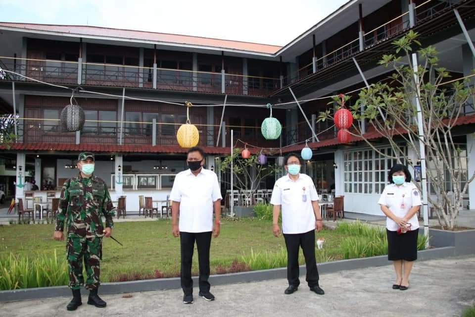 rumah tenaga medis