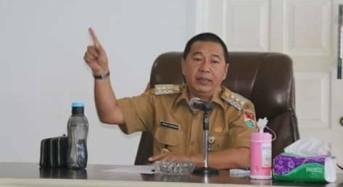 Bupati JS Instruksikan Para Pegawai Swasta Harus Tinggal di Mitra