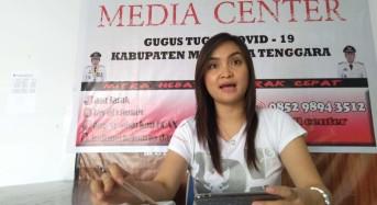 Satgas Covid-19 Distribusikan 10.500 Kartu Pengguna Jalan Masuk Minahasa Tenggara