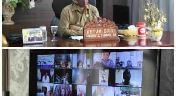 Ketua DPRD Tomohon Bawakan Materi di Musrenbang RKPD Tahun 2021 Kota Tomohon