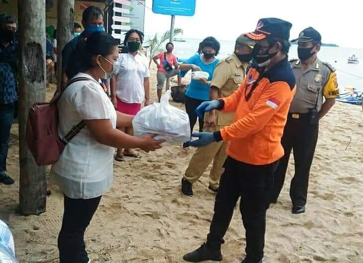 Dari Penyaluran Bantuan Hingga Pencegahan Corona, Ini Pesan GSVL Untuk Masyarakat Manado