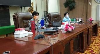 DPRD Manado Geser Anggaran 30 M untuk Penanganan Covid-19