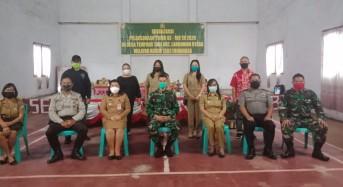 Dandim 1302 Minahasa Sosialisasikan Pelaksanaan TMMD ke-108 di Langowan Utara
