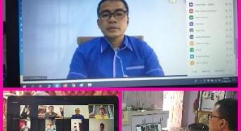 SBANL Serap Aspirasi Lewat Virtual Meeting