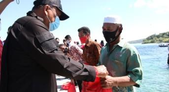 Pemprov Sulut Sudah Salurkan 172.107 Paket Bantuan ke Warga Terdampak Pandemi Covid-19