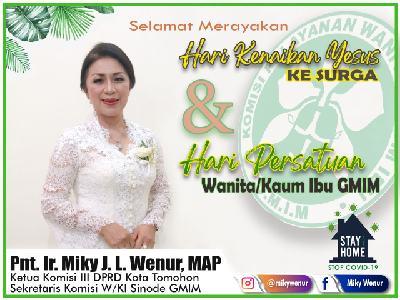 Pnt Ir Miky Junita Linda Wenur MAP