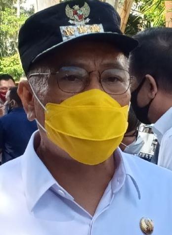 Jimmy Feidie Eman SE Ak CA, Wali Kota Tomohon