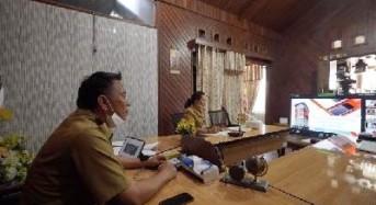 Tomohon Raih MCP Tertinggi Kategori Kota se-Sulawesi Utara