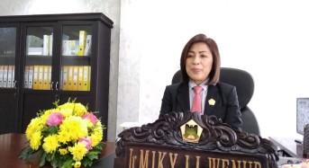 Ketua Komisi III DPRD Tomohon Minta Dinkesda Data Pemegang Kartu Kronis BPJS