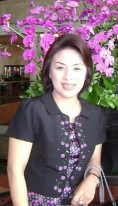 Sekretaris W/KI Sinode GMIM Pnt Ir Miky Junita Linda Wenur MAP