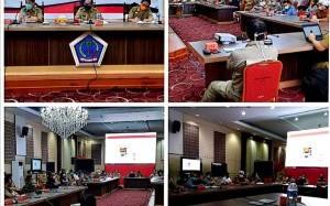 Tak Dihadiri Pemkot Manado, Rapat Percepatan Penanganan Covid-19 Hasilkan 8 Kesimpulan