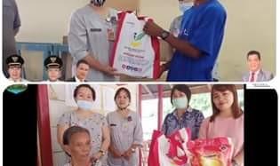 46 Kaum Disabilitas di Minahasa Tenggara Dapat Bantuan Kemensos