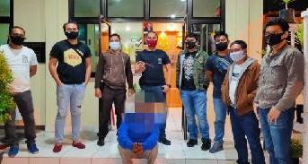 Ancam Bunuh Wiliam, Ony Diamankan Totosik