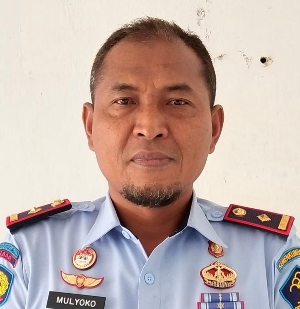Kepala Lapas klas IIB Tondano