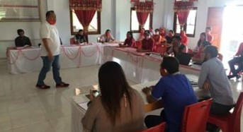 Ketua Komisi I DPRD Mitra Nilai Pelatihan Kader Teknis Desa Tak Efektif