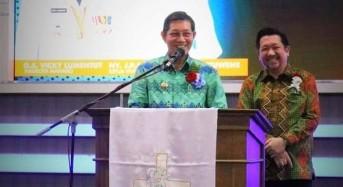 Mor Bastiaan: Selamat Ulang Tahun Wali Kota Manado, Diberkati Tuhan Senantiasa