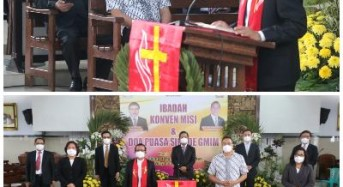 24 Ribu Warga GMIM Saksikan Ibadah Konven Misi dan Doa Puasa