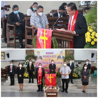 Ibadah Koven Misi dan Doa Puasa GMIM