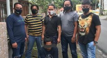 Hamili Gadis di Bawah Umur, Val Ditangkap Resmob Polres Tomohon
