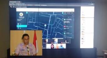 Perutusan Perangkat Daerah dan Polres Tomohon Dilatih Penggunaan Aplikasi Qlue