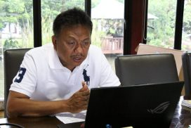 Gubernur Olly Dorong Masyarakat Belanja di Pasar secara Online