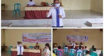 SBANL Sosialisasi Empat Pilar MPR-RI di Pangolombian