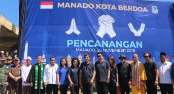 Manado Berdoa: Besok Wali Kota GSVL Deklarasikan Manado Sembuh