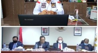 SBANL Laporkan Hasil Reses DPD-RI Dapil Sulut 13 Mei-14 Juni 2020
