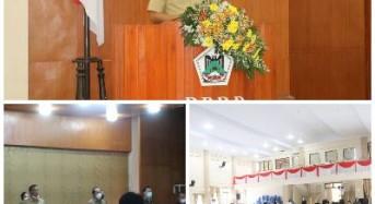 Wali Kota Tomohon Jelaskan Ranperda Pertanggungjawaban APBD 2019