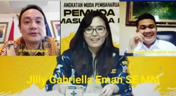 Sukses Gelar Webinar, AMPI Tomohon Jadi Percontohan