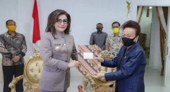 DPRD Minsel Laksanakan Paripurna LPJ Pelaksanaan APBD TA 2019
