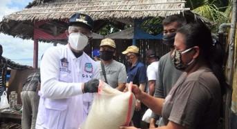 Pemkot Manado Mulai Salurkan Bantuan Tahap Dua