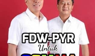 FDW-PYR Akan Wujudkan Pemerintah yang Profesional dan Bermartabat