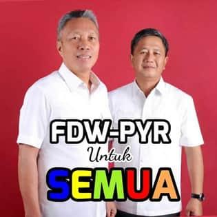FDW-PYR Siap Wujudkan Perubahan Bagi Minsel