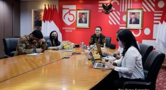 Wamendag Jerry Sambuaga Hadiri Rakor Generalized System of Preference Bersama Sejumlah Kementerian