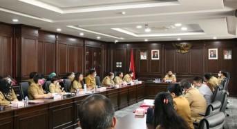 Gubernur Olly Siapkan Program Padat Karya Berbandrol Rp. 20 M untuk Bantu Warga Kehilangan Pekerjaan