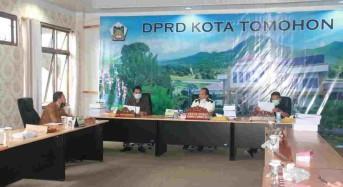 Bahas Kegiatan, DPRD Tomohon Gelar Rapat Banmus