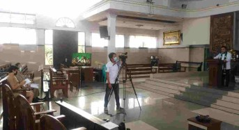 Pemkot Tomohon Ibadah Bersama di GMIM Maranatha Paslaten